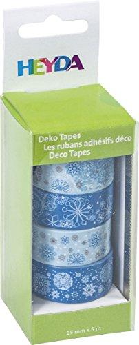 HEYDA Deko-Klebeband Deko-Tapes Kristalle