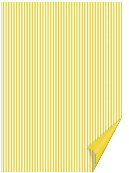 #20xHEYDA Bastelkarton Happy Papers Linien, DIN A4, so...