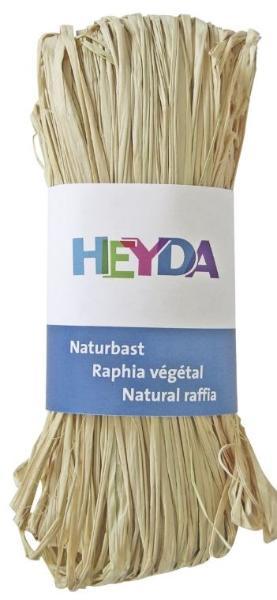 HEYDA Naturbast, natur