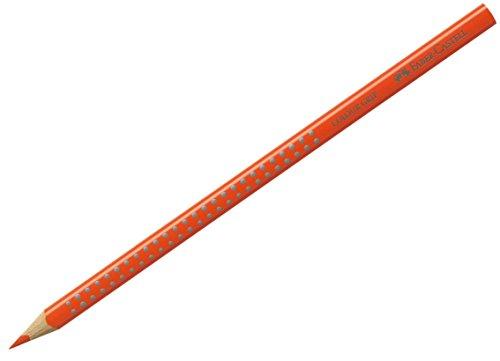 FABER-CASTELL Dreikant-Buntstift Colour GRIP, kadmiumorange