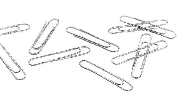 DURABLE Aktenklammern, verzinkt, rund, 50 mm
