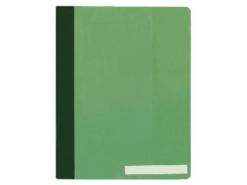 #25xDURABLE Schnellhefter, DIN A4, aus PVC, grün