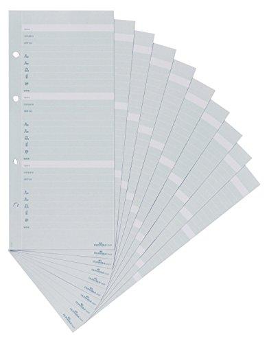DURABLE Erweiterungssatz für TELINDEX Telefonringbuch