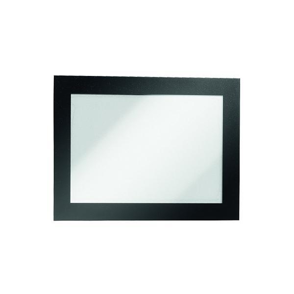 DURABLE Magnetrahmen DURAFRAME, DIN A6, schwarz