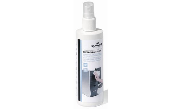 DURABLE Oberflächenreiniger SUPERCLEAN FLUID, 250 ml