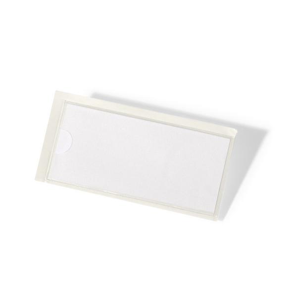 DURABLE Selbstklebetaschen POCKETFIX, (B)74 x (H)32 mm