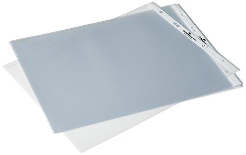 DURABLE Klarsichthüllen für Tisch-Flipchart, A4 hoch
