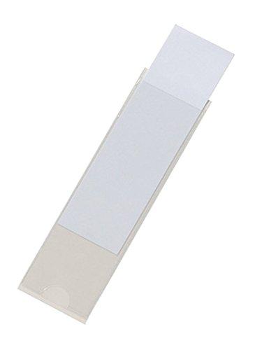 DURABLE Selbstklebetaschen POCKETFIX, (B)100 x (H)30 mm