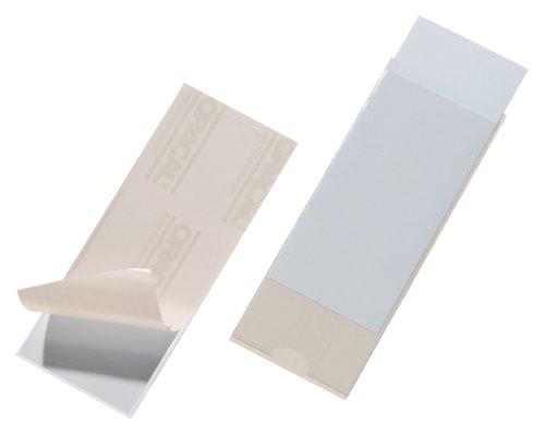 DURABLE Selbstklebetaschen POCKETFIX, (B)150 x (H)60 mm