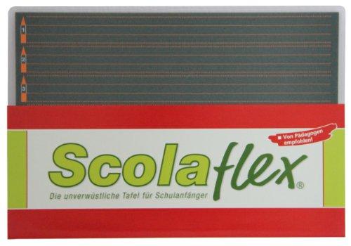 Scolaflex-Tafel VA 7 Systeme 7mm liniert und kariert