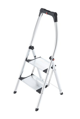 Hailo Komfort-Klapptritt K100 TopLine, 2 Stufen