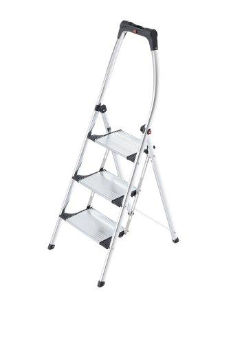 Hailo Komfort-Klapptritt LivingStep Comfort Plus, 3 Stufen