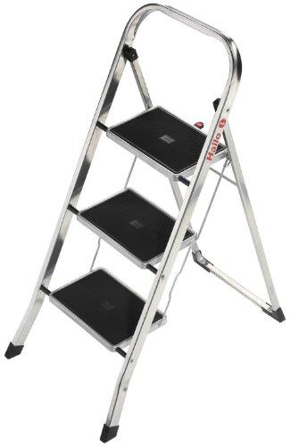 Hailo Alu-Klapptritt K60 StandardLine, 3 Stufen