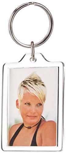 #24xhama Schlüsselanhänger Mini für Minifotos, Theken-...