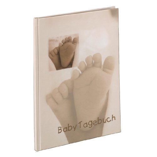 hama Baby-Tagebuch, Motiv: Baby Feel, DIN A4