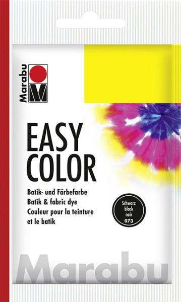 Marabu Batik- und Färbefarbe EasyColor, 25 g, schwarz