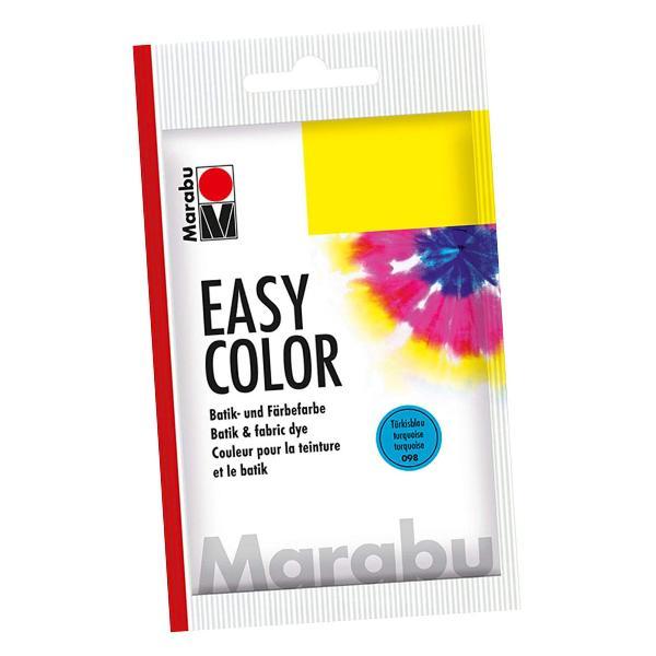 Marabu Easy-Color 25G türkis Batikfarbe Färbefarbe