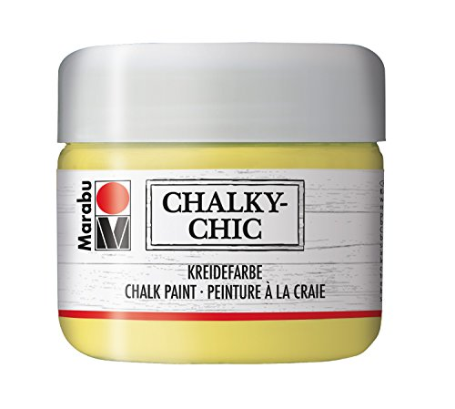 Marabu Kreidefarbe Chalky-Chic, 225 ml, vanille