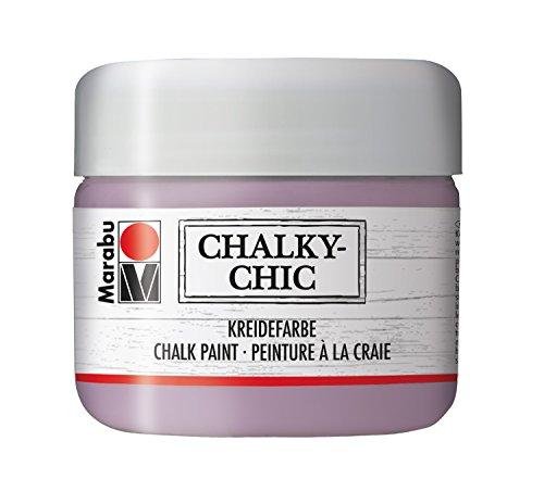 Marabu Kreidefarbe Chalky-Chic, 225 ml, antikviolett