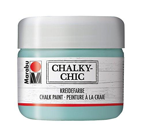 Marabu Kreidefarbe Chalky-Chic, 225 ml, lagune