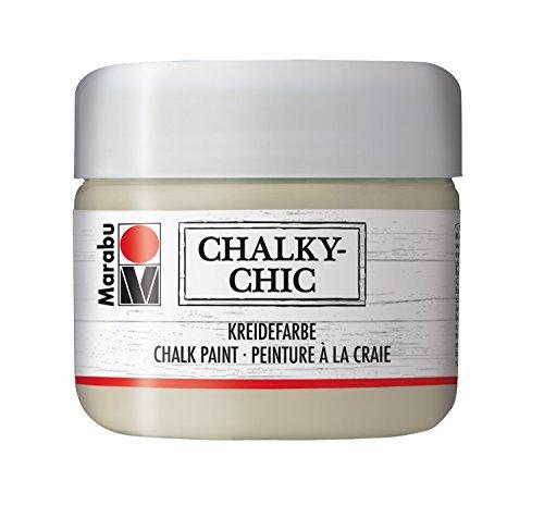 Marabu Kreidefarbe Chalky-Chic, 225 ml, ingwer
