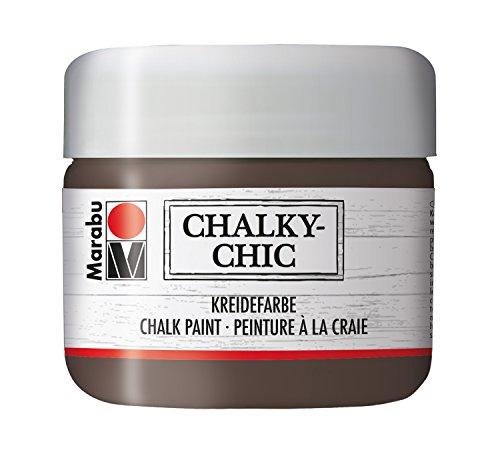Marabu Kreidefarbe Chalky-Chic, 225 ml, kakao
