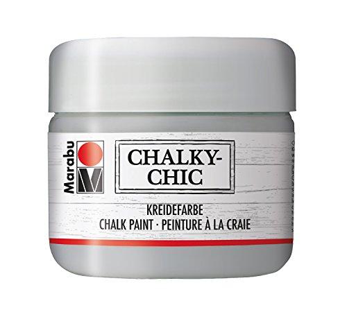 Marabu Kreidefarbe Chalky-Chic, 225 ml, steingrau