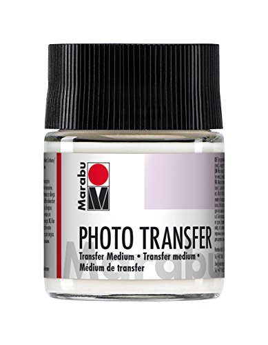 Marabu Foto Transfer Medium PHOTO TRANSFER, 50 ml