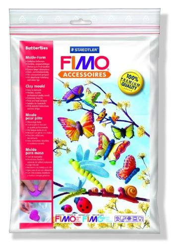 FIMO Motiv-Form Schmetterlinge, 9 Motive