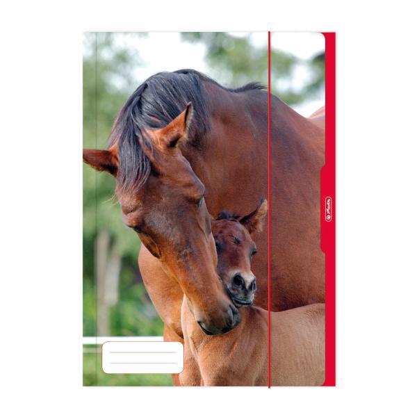 herlitz Zeichnungsmappe Pferd, DIN A3