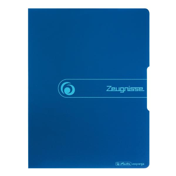 herlitz Sichtbuch easy orga to go Zeugnisse, dunkelblau