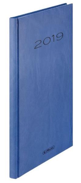herlitz Taschenkalender Sidney 2019, blau