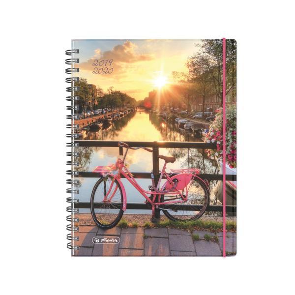 herlitz Schülerkalender Must Have Amsterdam, 2019/2020, A5