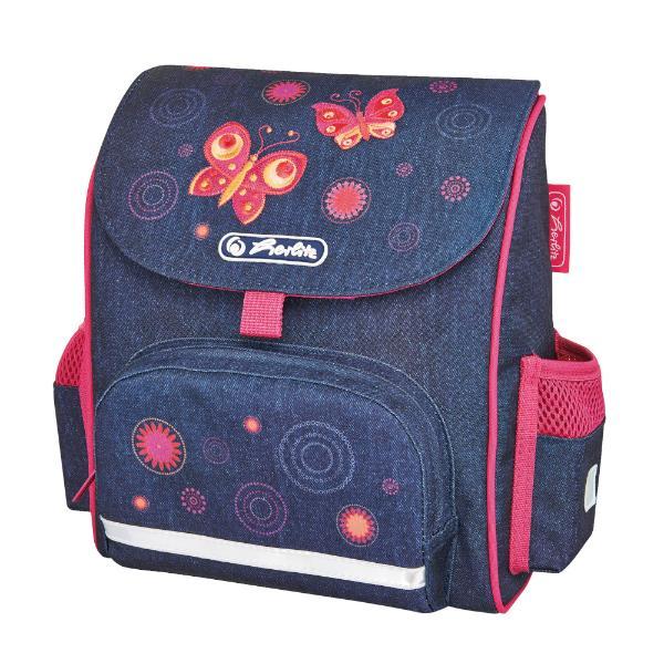 herlitz Vorschulranzen Mini Softbag Butterfly