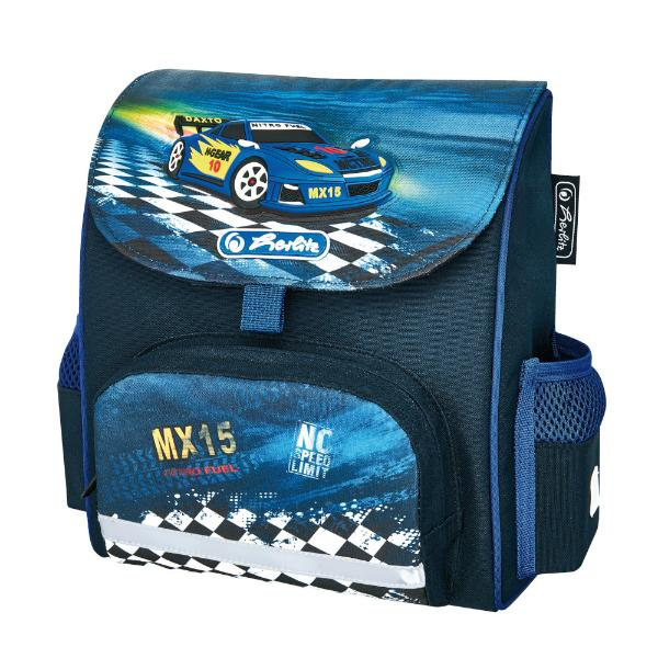herlitz Vorschulranzen Mini Softbag Super Racer
