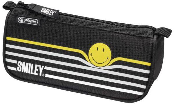 herlitz Schlamper-Etui Dreikant Sport Smiley B&Y Stripes
