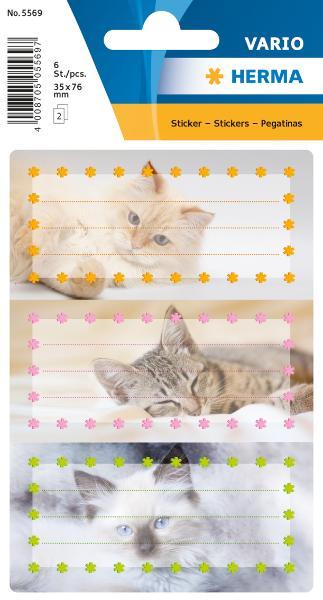 #10xBuchschild Katzen