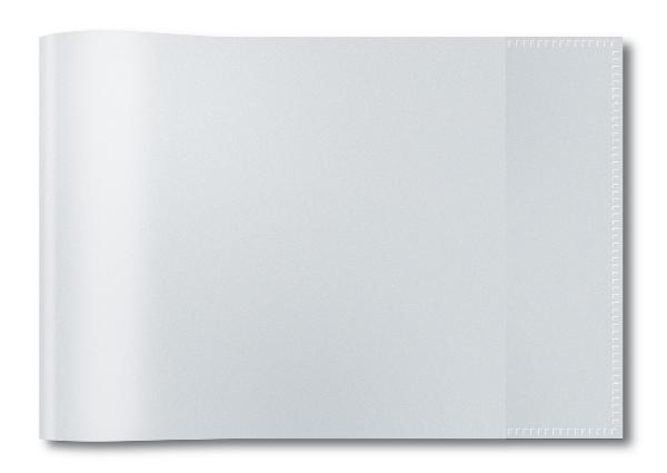HERMA Heftschoner, DIN A5 quer, aus PP, transparent-farblos