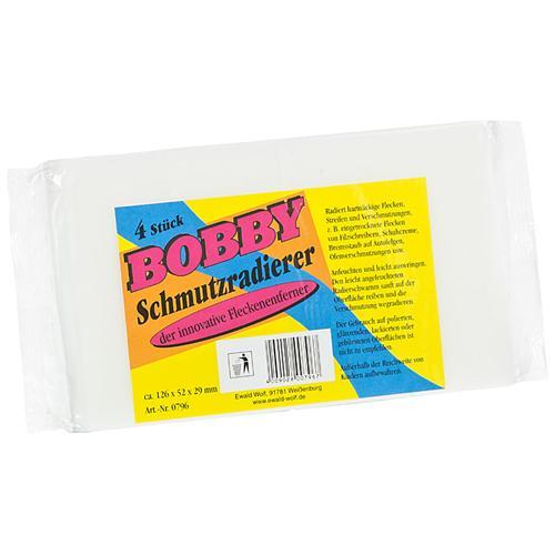 Schmutzradierer / Fleckenentferner 4er Pack -