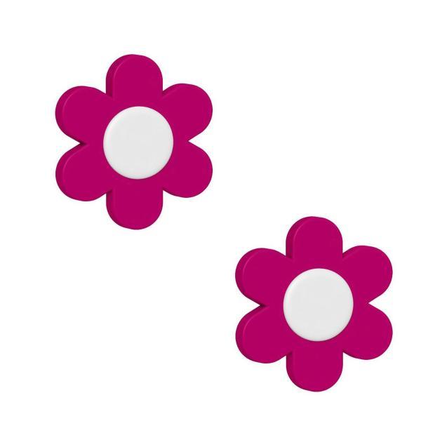 emsa Deko-Clip LANDHAUS Blümchen, pink