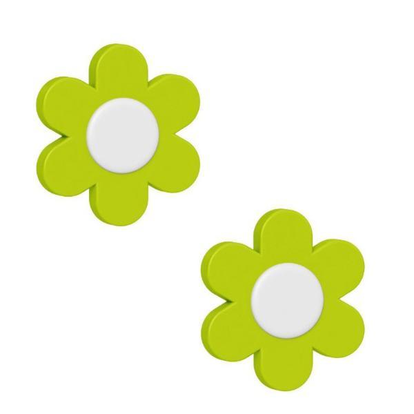 emsa Deko-Clip LANDHAUS Blümchen, grün