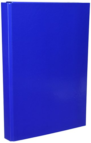 PAGNA Heftbox Basic Colours, DIN A4, blau