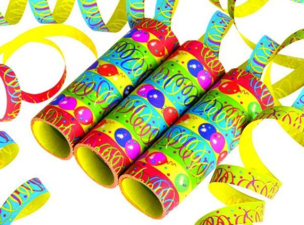 Luftschlange 14mm LS9 Ballon Party 3er