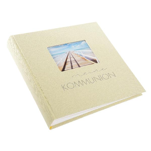 Kommunionsalbum Pastell lindgrün