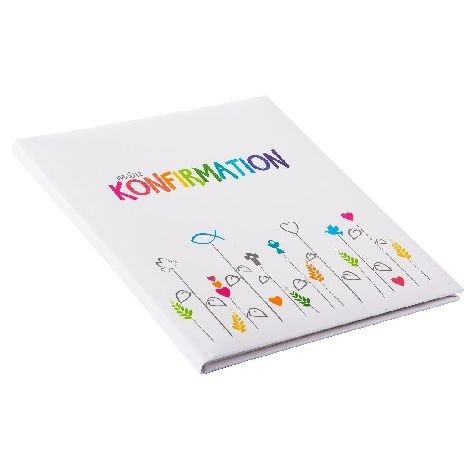 goldbuch Konfirmation-Erinnerungsalbum Regenbogen