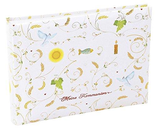 goldbuch Kommunionsalbum Ähren, 220 x 160 mm, 36 Seiten