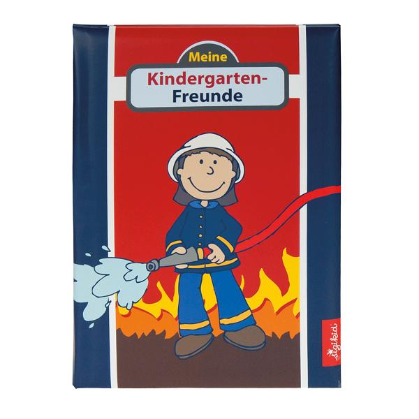 goldbuch Kindergarten-Freundebuch Frido Firefighter, A5