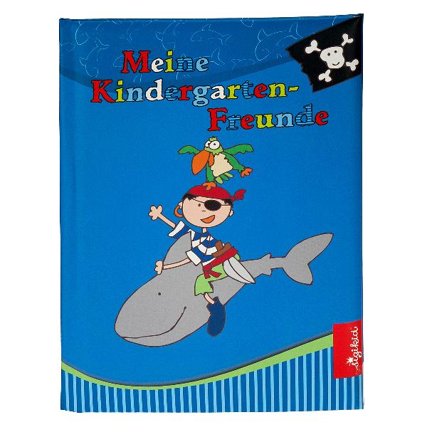 goldbuch Kindergarten-Freundebuch Sammy Samoa, DIN A5