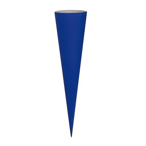 GOLDBUCH Bastelschultüte 70cm blau