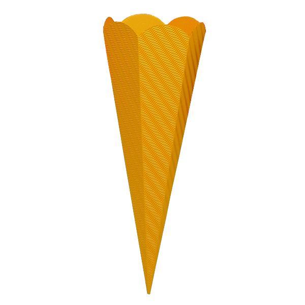 Bastelschultüte 68cm sonnengel